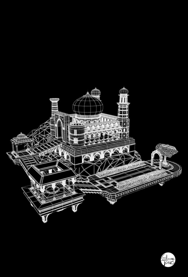 palais-oriental-filaire_lueur-diffuse_logo